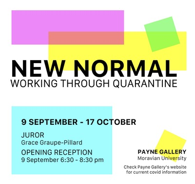 """NEW NORMAL"" at Moravian University"